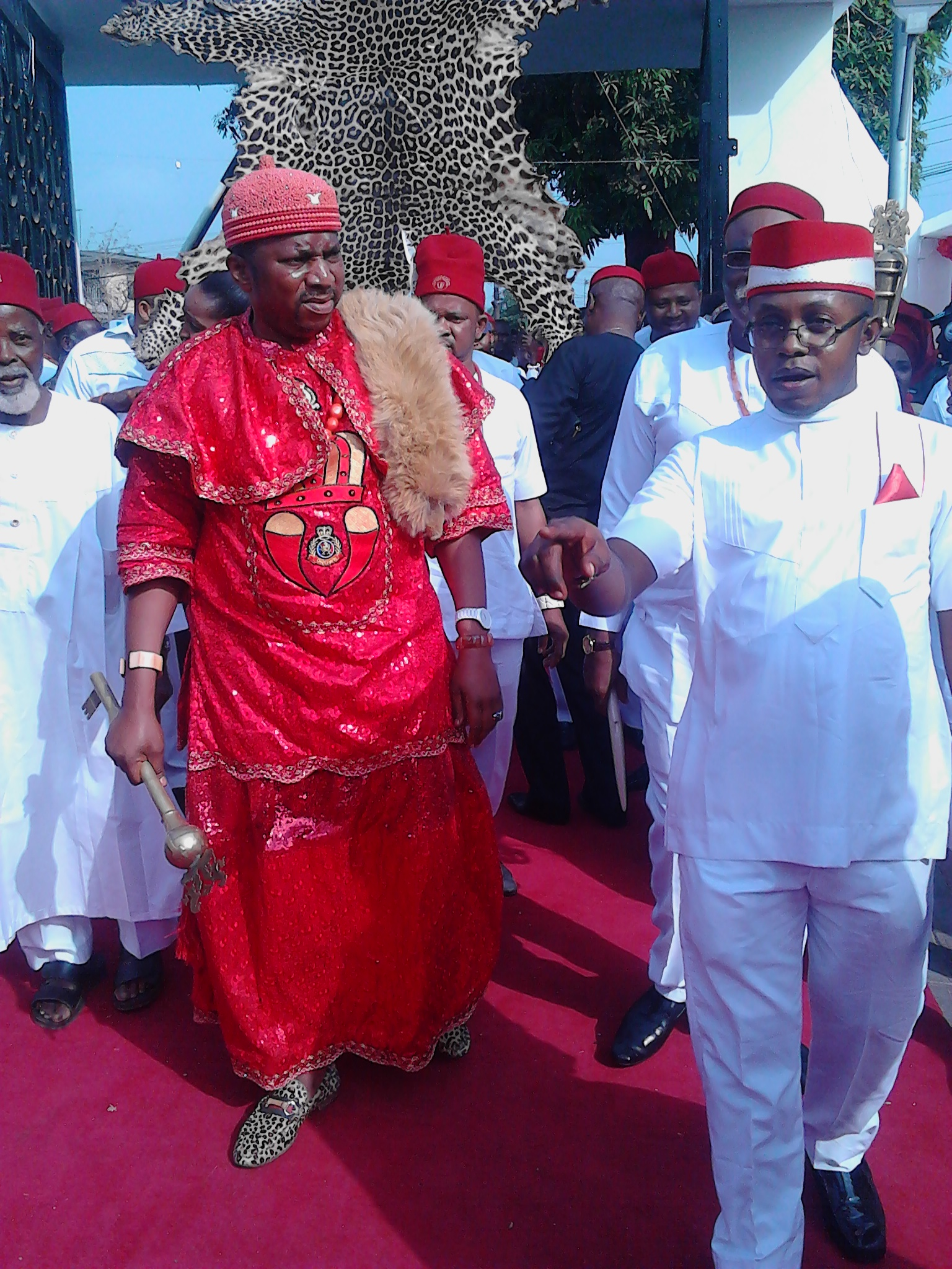 Symbol Of Judgement By Igbo People Nigeria History Culture And Me