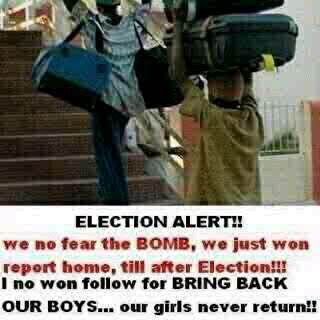 Nigerian Election 2015…….FREE ANDFAIR